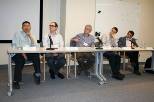 Panel from Consortium Meeting